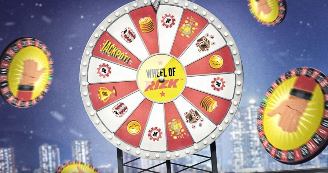 Wheel of Rizk Bonus